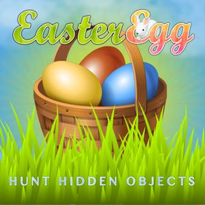 play Secret Easter Egg Hunt Hidden Objects Game