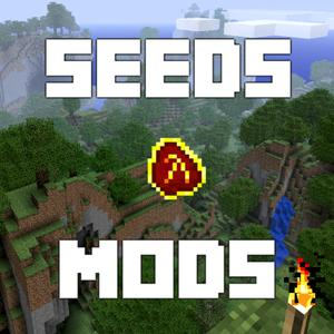 play Seeds & Mods For Minecraft Pe - Best Pocket Edition Crafting Collection