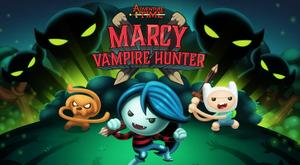Marcy The Vampire Hunter game