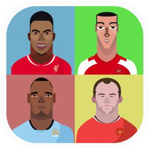 play Who Am I? Ultimate Football Pro Quiz: Guess The Soccer Legends - Big Picture Puzzle Game For Epl 2014-15 Edition