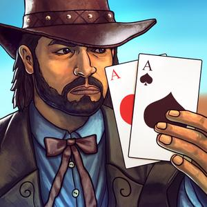 play Wild West Poker - Saloon Edition