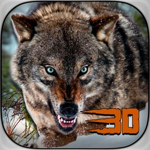 play Wild Wolf Attack Simulator 3D – Live Life Of An Alpha And Take Revenge For Your Clan
