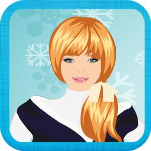 play Winter Fashion Dress Up Game