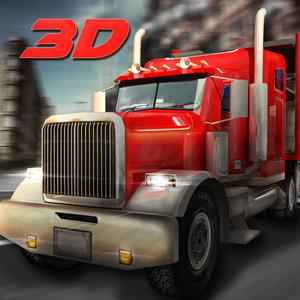 play 18 Wheeler Truck Driver Simulator 3D – Drive Out The Semi Trailers To Transport Cargo At Their Destination