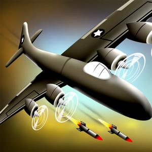 play 1940 Alpha Sky War : Retro Air Army Plane Fight - Gold