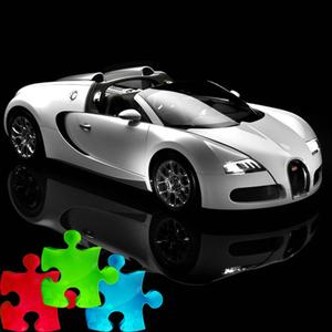 play 2000 Super Sports Car Jigsaw Puzzle - Free