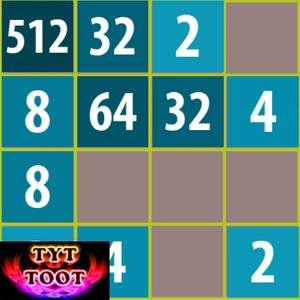 play 2048 2