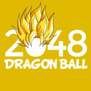 play 2048 Dragon Ball Version