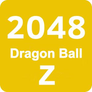play 2048 Dragon Ball Z Edition