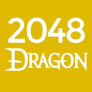 play 2048 Dragon Tale