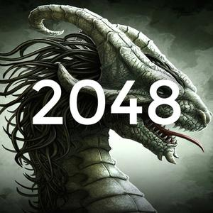 play 2048 Dragons