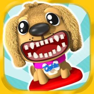 play Ace Puppy Dentist - Cute Baby Pet Spa Salon Makeover Game For Kids Free
