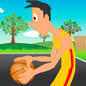 play Basketball In Street