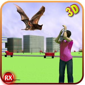 play Bat Simulator 3D Attack - Flying Fox Bout
