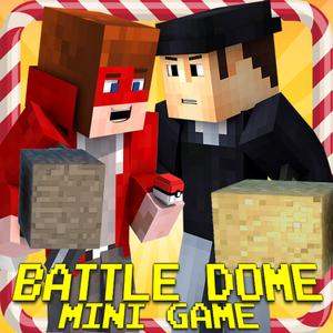 play Battle Dome : Survival Mc Mini Game