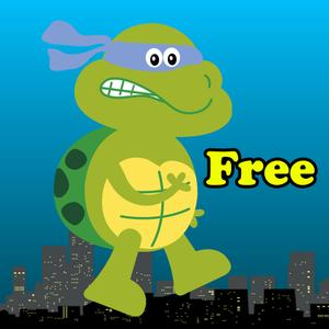 play Battle Math For Ninja Turtles 2 Player - (Unofficial)