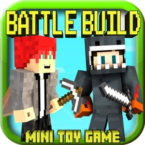 play Battle Pixelmon Build-Er : Mc Survival Block Mini Game With Multiplayer