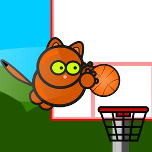 play Cat Basketball
