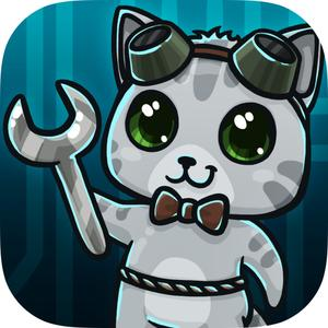 play Cat Mechanic - Gears And Steam