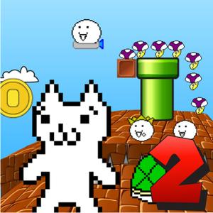 play Cat Meouchio 2 : Syobon Sequel