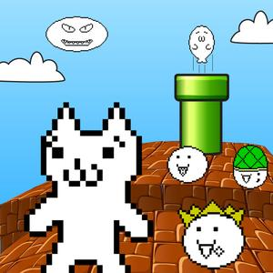 play Cat Meouchio : Syobon Action