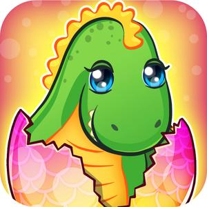 play Dino Egg Crown
