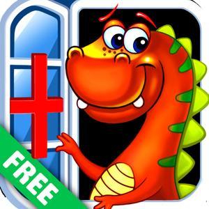 play Dino Hospital- Educational Doctor For Kids Boys & Girls Education Free