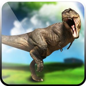 play Dino Hunt Island - Hunting Dangerous Dinosaurs Using Modern Sniper Rifle On Deadly Shores