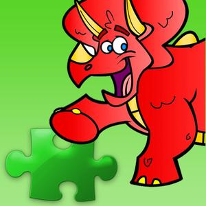 play Dino Jigsaw Puzzles For Kids