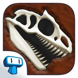 play Dino Quest - Dinosaur Game With Fossil Dig & Discovery