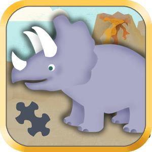 play Dinosaur For Kids: Cute Dino Train Jigsaw Puzzles For Preschool And Toddlers - Education Edition