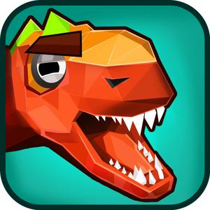 play Dinosaur Hunter: Prehistory Era Cubic 3D