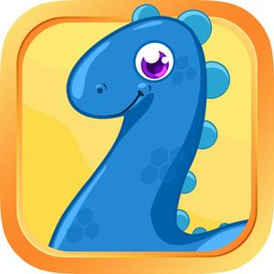 play Dinosaur Puzzle For Kids Pro