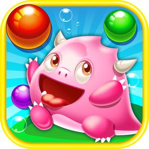 play Explosion Bubble Shooter Pet Edition 2015