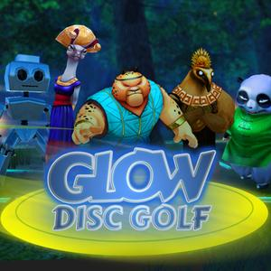 play Glow Disc Golf