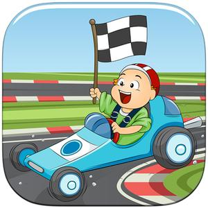 play Go Kart Parking Madness - Drive The Karting And Don'T Crash It In The Park (3D Driving Simulator For Boys)