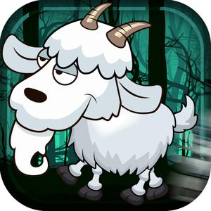 play Goat Escape Dash! - Alpaca Stampede - Free