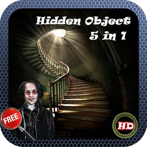 play Hidden Object 5 In 1