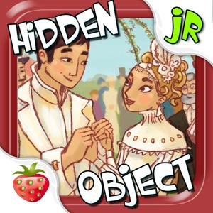 play Hidden Object Game Jr - Cinderella