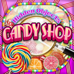 play Hidden Objects - Candy Shop & Dessert Object Time Puzzle Free Photo Game