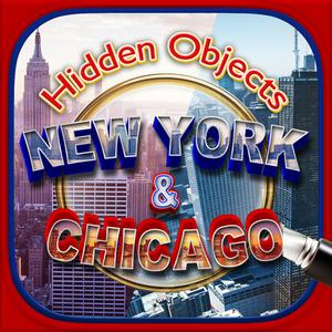 play Hidden Objects – New York To Chicago Adventure & Object Time Puzzle Free