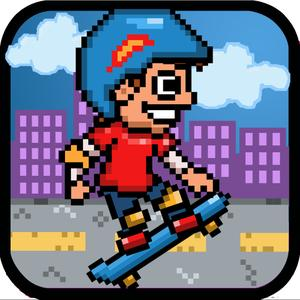 play Jumpy Hero - A Speed Maniac Runner Game