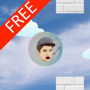 play Justin Bubble Tower