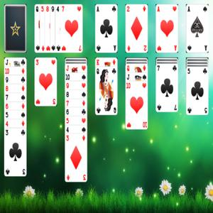 play Klondike Solitaire - Free Card Game