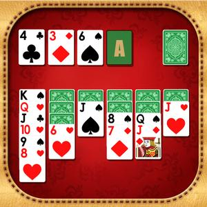 play Klondike Solitaire Free - Classic Patience Poker Card