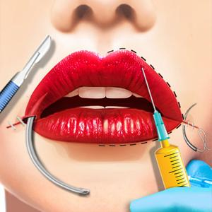 play Lips Surgery Simulator - Surgeon For Girls