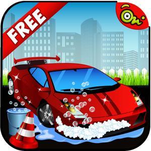 play Little Car Wash –Washing Up Free Kids