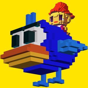 play Little Cheeky Bird-The Hardest Bird Game In The World.