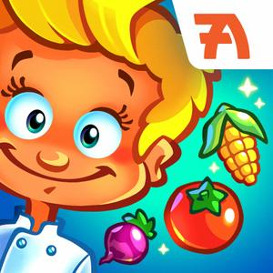 play Little Chef: Vegetable Story