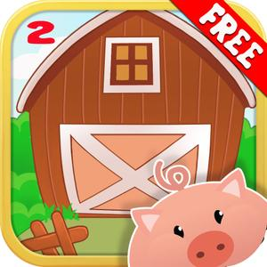 play Little Farm Preschool 2 Lite: Colors, Counting, Shapes, Matching, Letters, And More